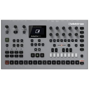 Elektron Music Machines Analog Four MKII