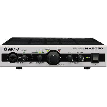 Yamaha MA2030 Power Amfi