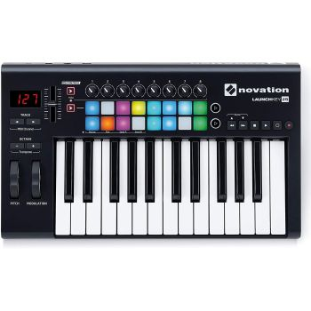 Novation Launchkey 25 MK2 25 Tuş Midi Klavye