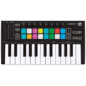Novation Launchkey Mini MK3 25 Tuş Midi Klavye