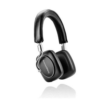 Bowers & Wilkins P5 Wireless Headphones BLK Kulak Üstü Kulaklık