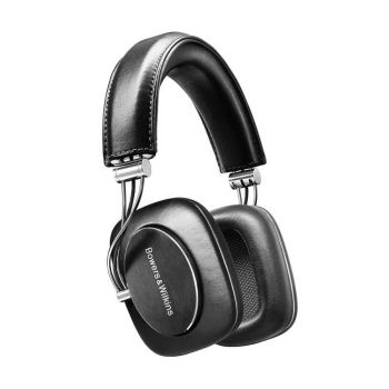 Bowers & Wilkins P7 Wireless Headphones BLACK Kulak Üstü Kulaklık