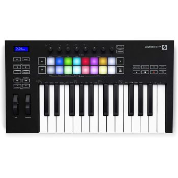Novation Launchkey 25 MK3 25 Tuş Midi Klavye
