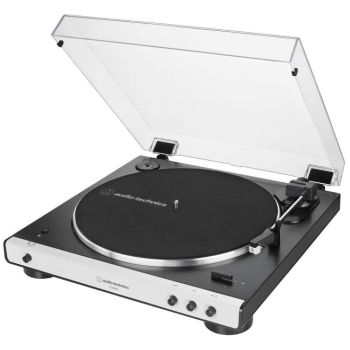 Audio-Technica AT-LP60XBTWH Tam Otomatik Bluetooth Stereo Turntable