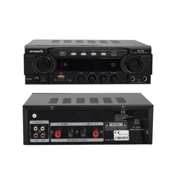 Osawa HD 510 50W USB/SD/MP3 Bluetooth Stereo Amfi