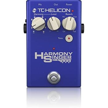 TC Helicon Harmony Singer 2 Vokal Pedalı