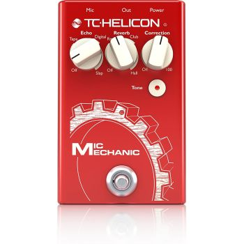 TC Helicon Mic Mechanic 2 Vokal Pedalı