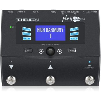 TC Helicon Play Acoustic Vokal Prosesörü