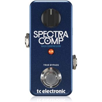 TC Electronic Spectracomp Bass Compressor Gitar Pedalı