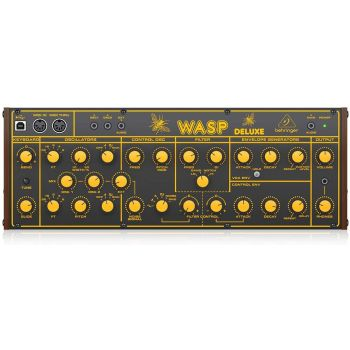 Behringer Wasp Deluxe Hibrit Analog Synthesizer