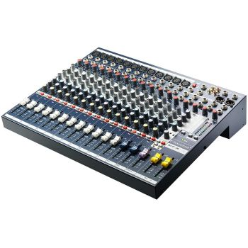 Soundcraft EFX12 14 Kanal Analog Mikser