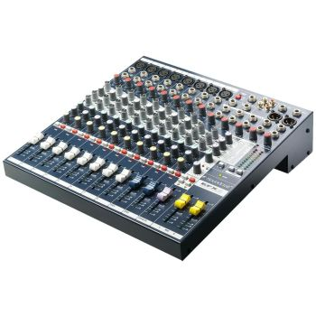 Soundcraft EFX8 10 Kanal Analog Mikser