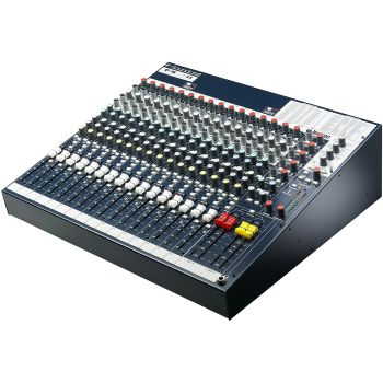 Soundcraft FX16II 16 Kanal Analog Mikser