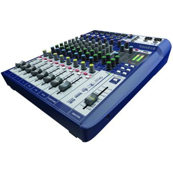 Soundcraft SIGNATURE 10 10 Kanal Analog Mikser