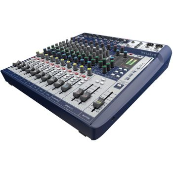 Soundcraft SIGNATURE 12 12 Kanal Analog Mikser
