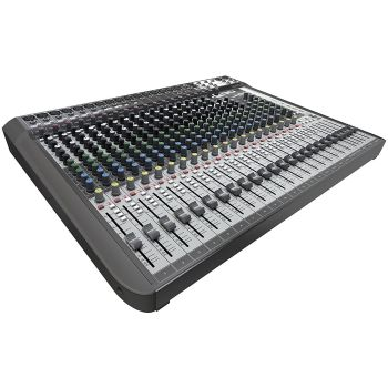 Soundcraft SIGNATURE 22 MTK 22 Kanal Analog Mikser