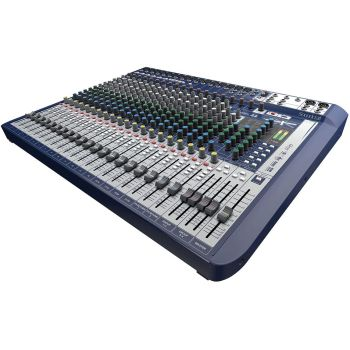 Soundcraft SIGNATURE 22 22 Kanal Analog Mikser