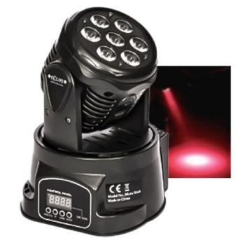 Eclips Micro Wash 7x3W 4 in 1 Power Led Moving Head Wash