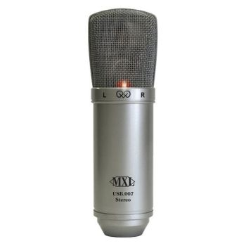 MXL Microphones USB 007 Stereo