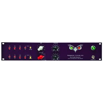 Thermionic Culture The Purple Bustard