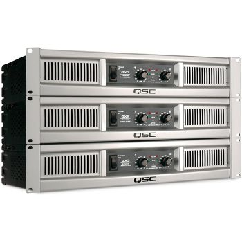 QSC GX 7 2x1000W Power Amfi